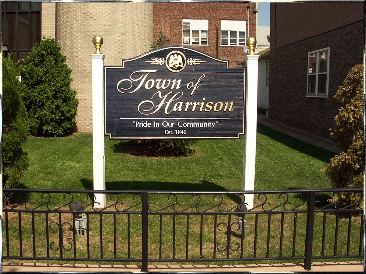 Town of Harrison Sign