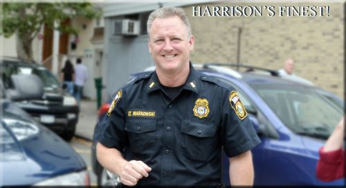 Police Officer - Harrison's Finest!