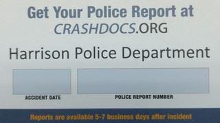 Accident Reports | Harrison, NJ