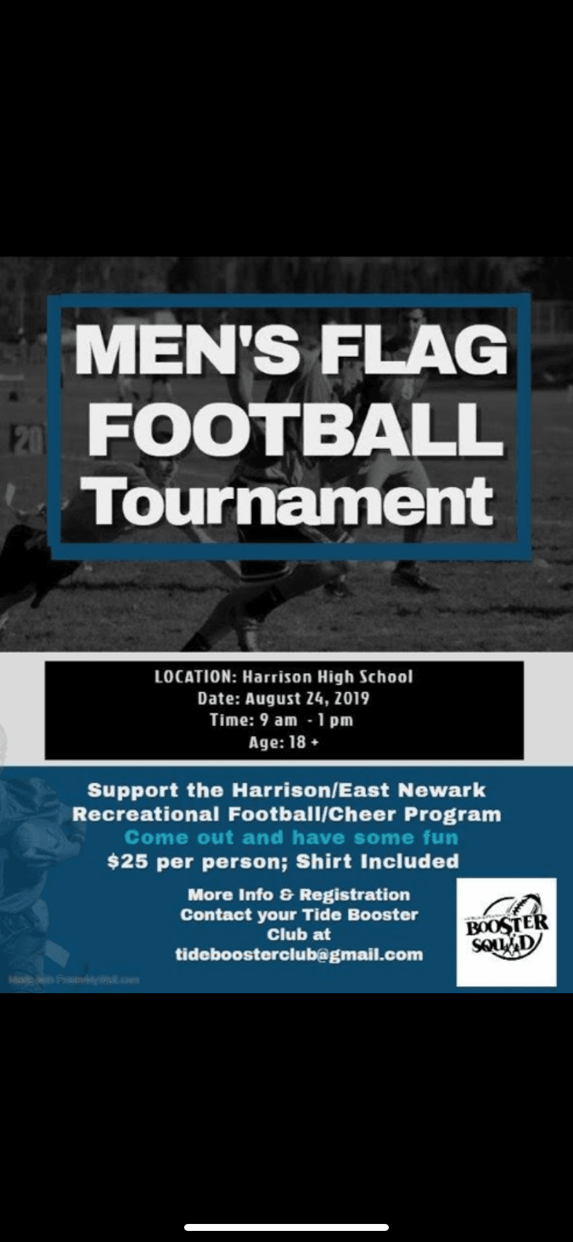 Harrison Mens Flag Football