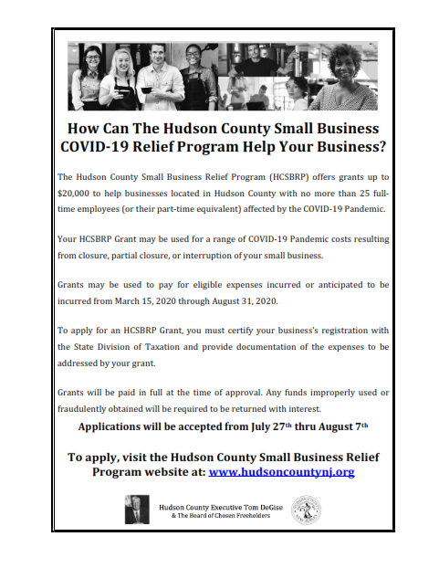 Small Business COVID-19 Relief